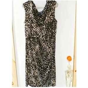 American Living Brand new! Animal Print Dress